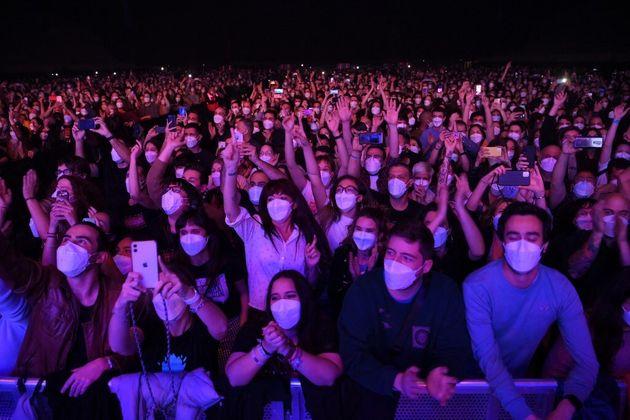 Un concert-test à Barcelone, le 27 mars