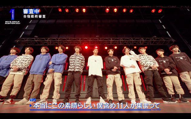 参加メンバーの歌やダンスなどスキルが高く、評判を呼んでいる
