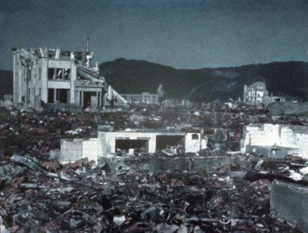 広島市内の被害(広島)