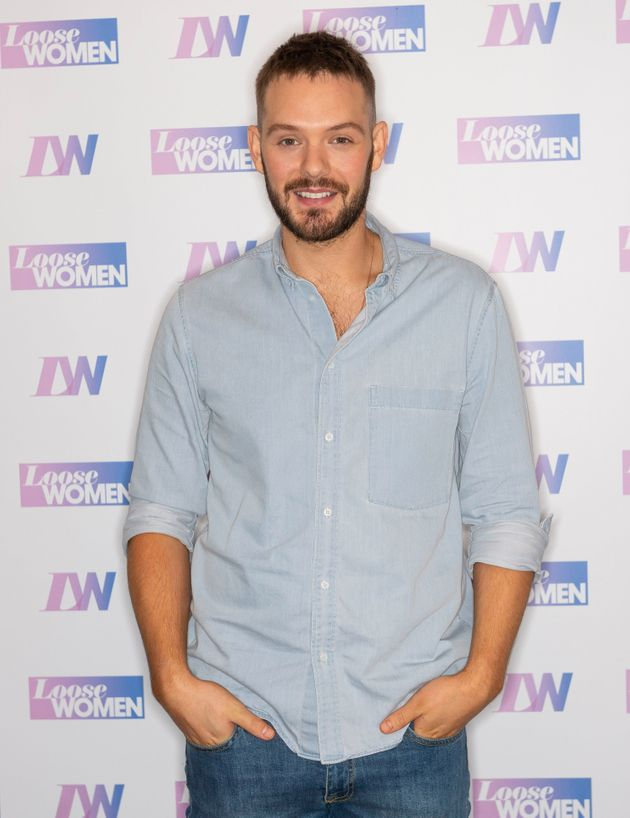 John Whaite is taking part on this year's Strictly Come