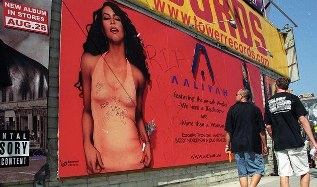ΛΛLIYΛH, troisième et dernier album d'Aaliyah n'a encore jamais été...