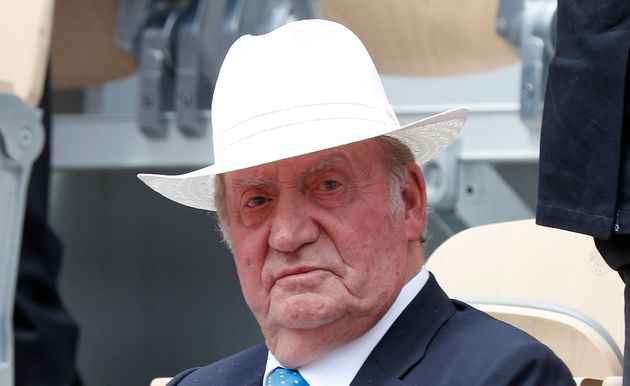 Juan Carlos I, rey