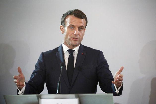 Macron defiende que es la recomendación de los