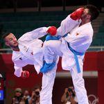 Le karatéka Steven Da Costa champion olympique des