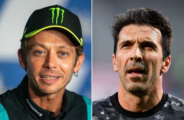 Rossi e Buffon: quanto è doloroso il viale del tramonto. Viva Aznavour