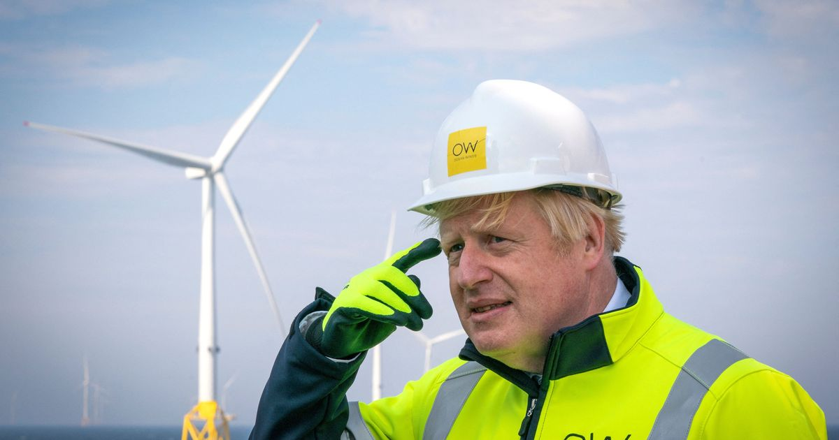 Boris Johnson Praises Thatcher's Mine Closures On Scotland Visit