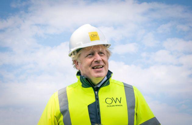 Boris Johnson Laughs As He Praises Margaret Thatcher's Mine