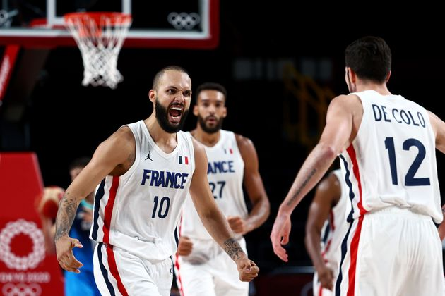 Après avoir décroché de haute lutte leur qualification pour la finale des Jeux olympiques en basket,...
