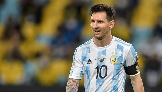Lionel Messi, ici lors de la Copa America