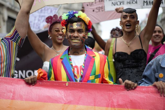 London Pride has been cancelled for a second year in