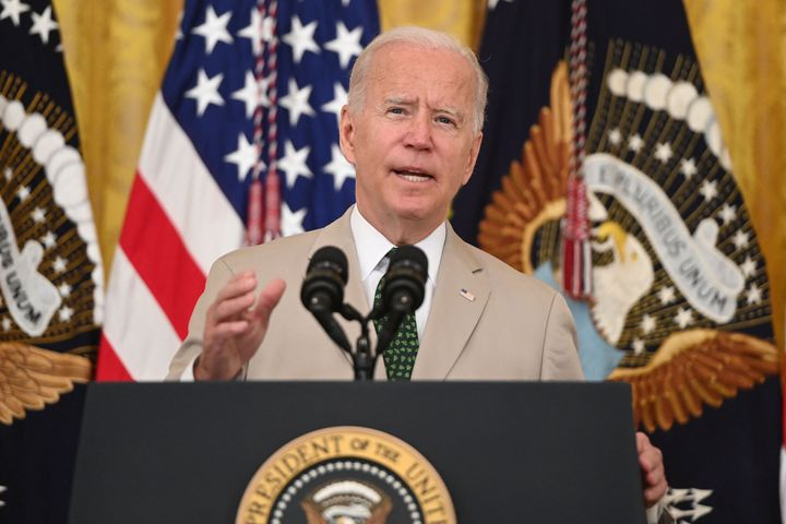 President Joe Biden has once again extended the moratorium on federal student loan payments. His Education Department says this extension, which will expire in January 2022, will be the final one.
