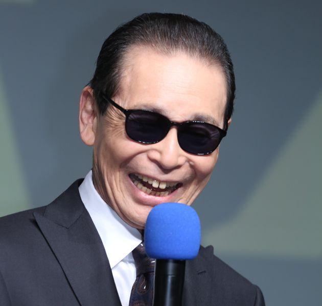 タモリさん。「タモリ倶楽部」はタモリさん司会で、テレビ朝日系で1982年から放送されている深夜の長寿番組。