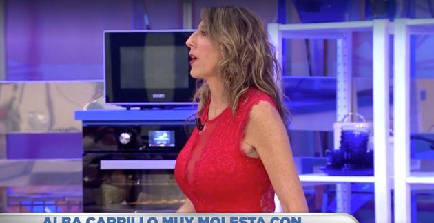Paz Padilla, presentadora de 'La Última