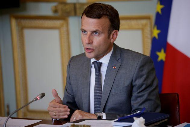 Μακρόν για πυρκαγιές: Η Γαλλία στο πλευρό της