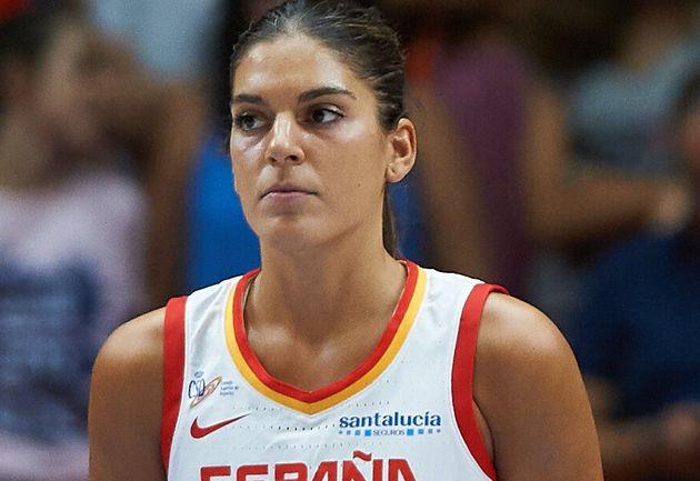 Marta Xargay, exjugadora de la selección española de
