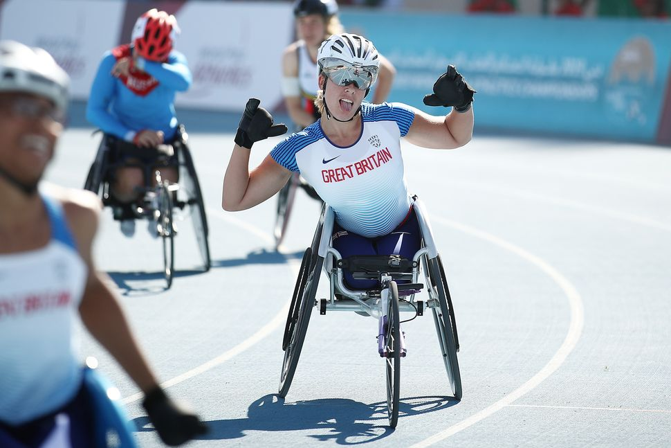 Hannah Cockroft is one of Team GB's great hopes at the Paralympics in Tokyo.