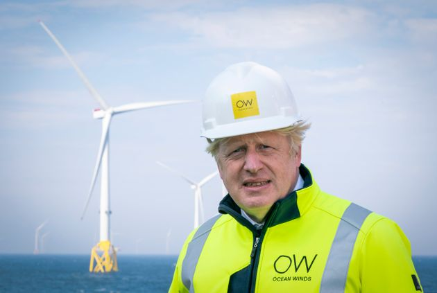 Boris Johnson has caused a stir following a rather large new