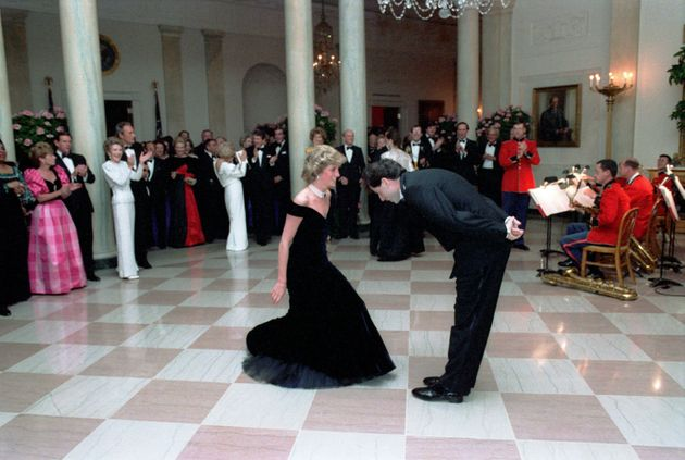 John Travolta remembers dancing with Diana as a