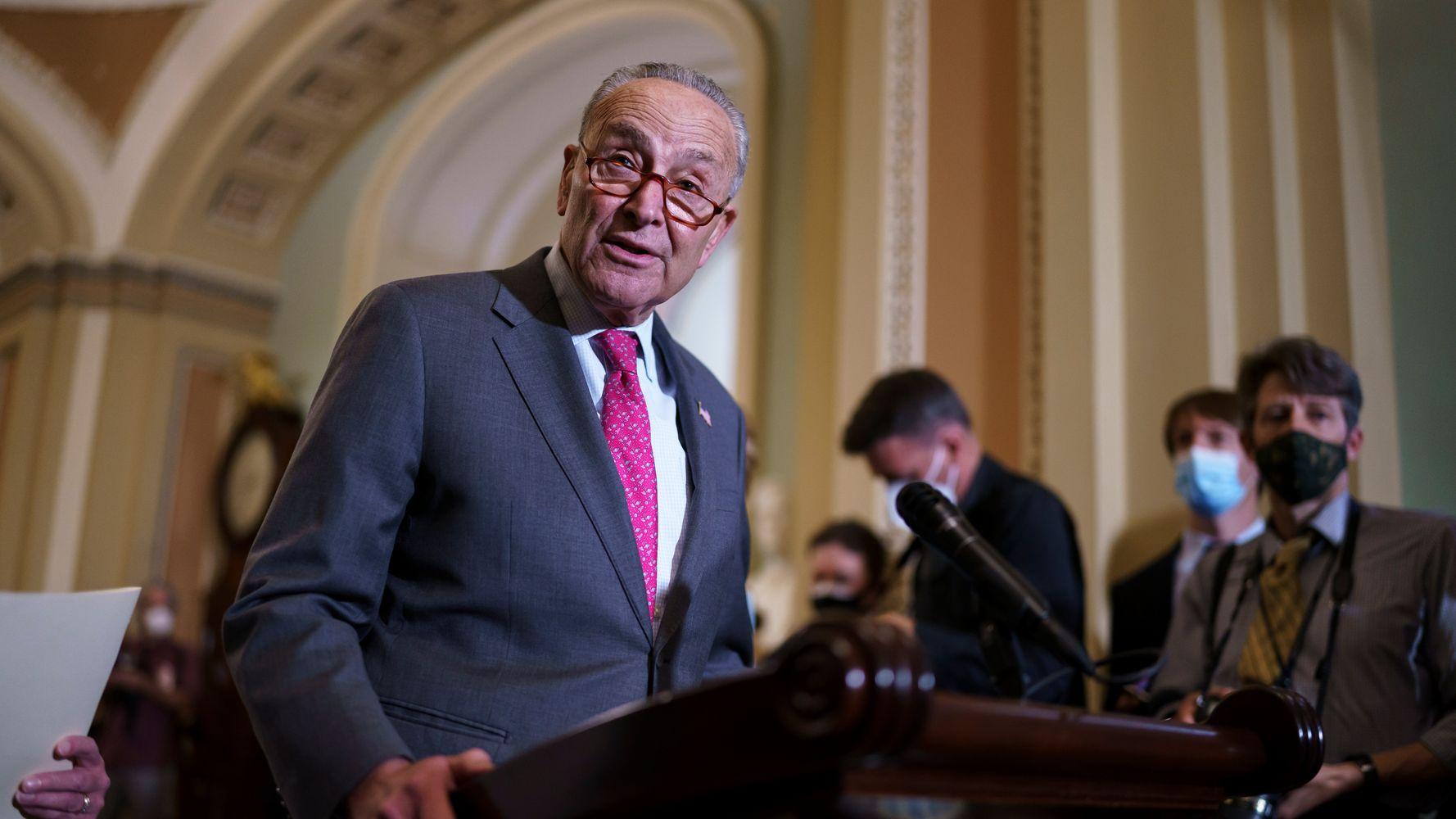 Senate Democrats Unveil $ 3.5 Trillion Budget for Climate and Social Efforts