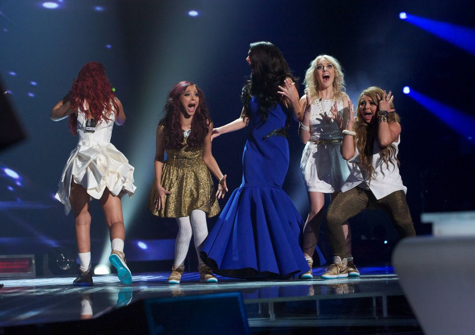 Little Mix: 20 Incredible Old Photos That Show Just How Far They've