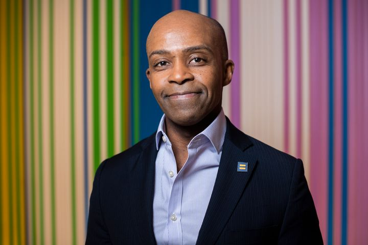 Alphonso David, president of the Human Rights Campaign, is the subject of an investigation into whether he inappropriately helped New York Democratic Gov. Andrew Cuomo push back against sexual harassment allegations.