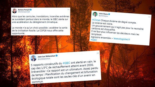 Image d'illustration - Les incendies en Grèce, été 2021 et les réactions politiques françaises au 6e...