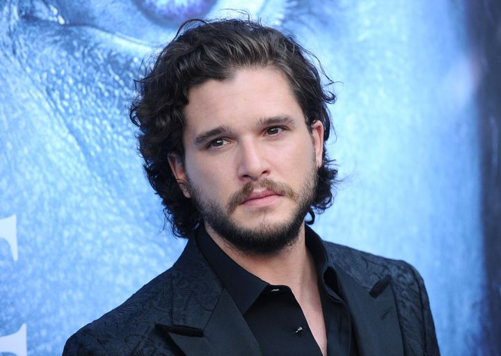 """Harington attends the Season 7 premiere of """"Game Of Thrones"""" on July 12, 2017, in Los Angeles."""