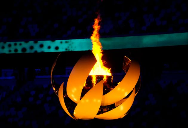 東京オリンピック閉会式