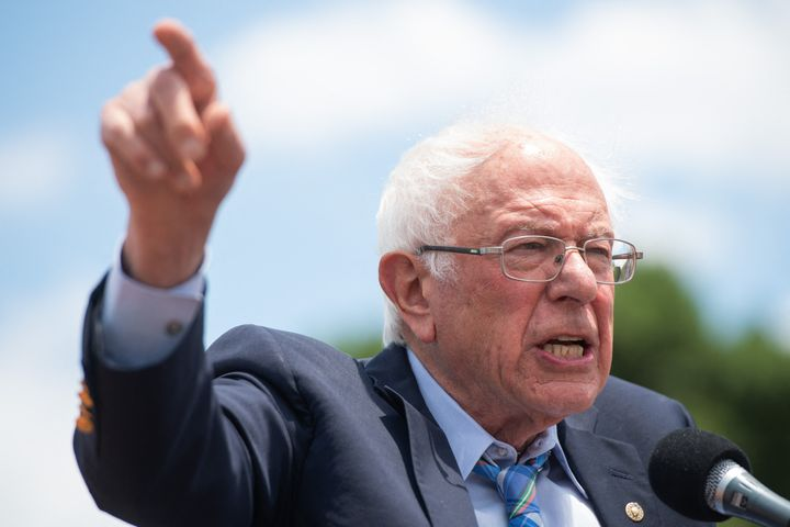 Democrats are pushing one of Sen. Bernie Sanders' priorities of Medicare expansion with their goals to include dental, vision and hearing care in the program and to slightly lower the eligibility age.