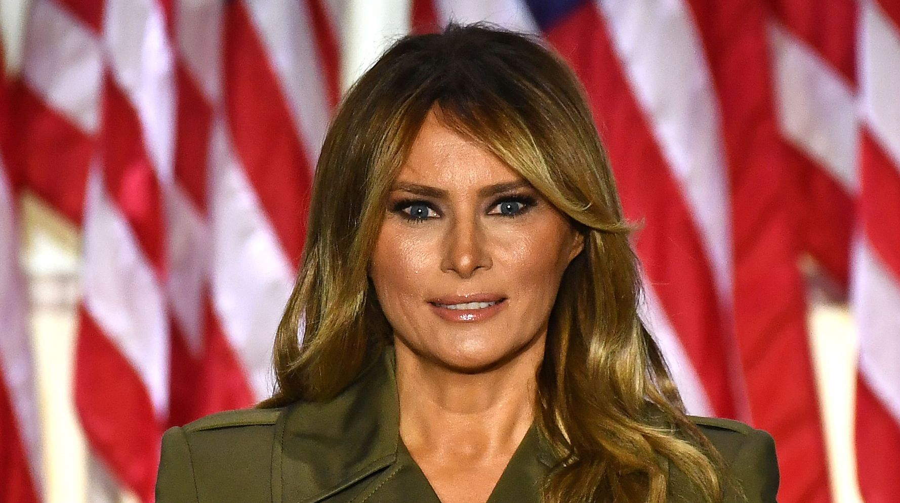 Melania Trump responds to historian 'dishonorable' for criticism of rose garden