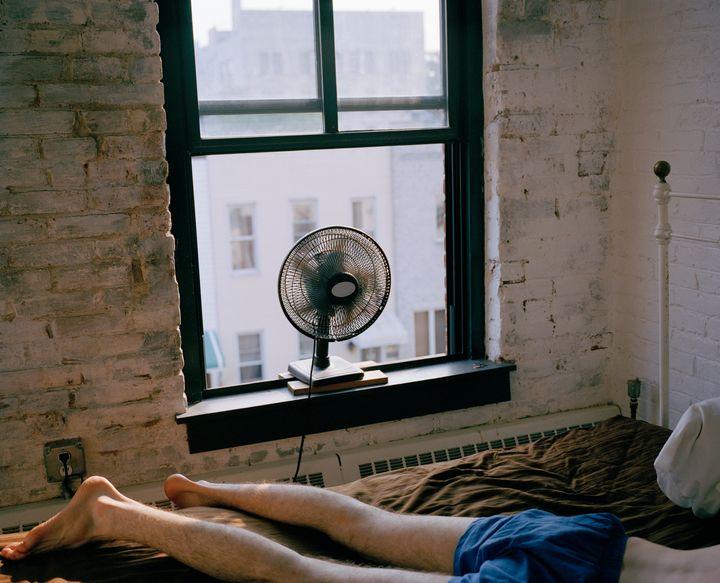 Noches de calor insoportabñe