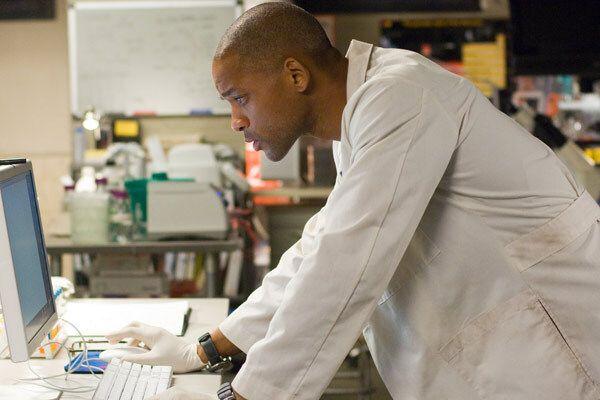 L'acteur Will Smith dans le film