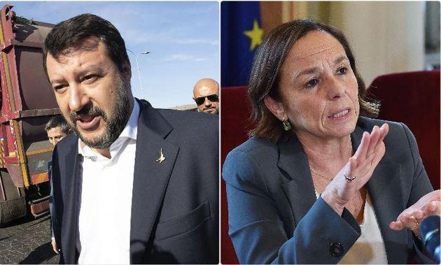 Matteo Salvini - Luciana