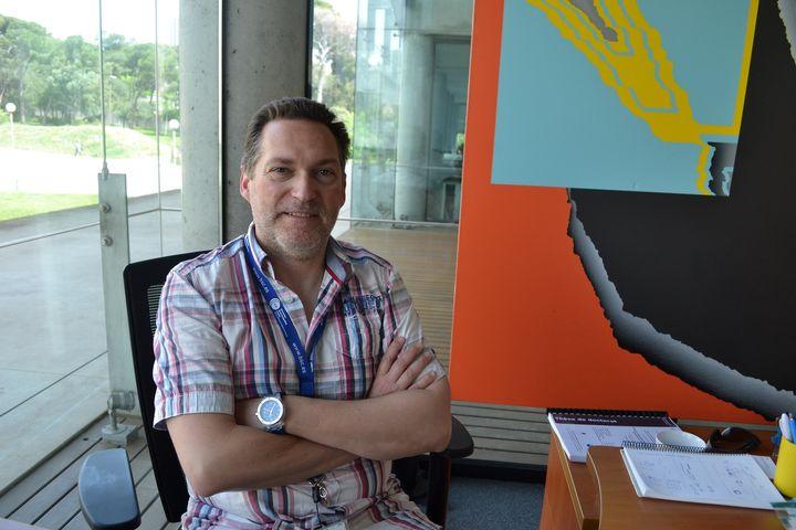 Francisco J. Doblas-Reyes, Investigador del ICREA y director del Departamento de Ciencias de la Tierra del Barcelona Supercomputing Center.