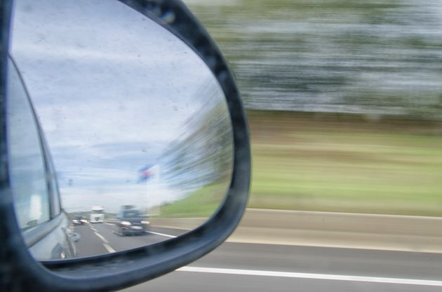 La DGT da un consejo sobre los espejos