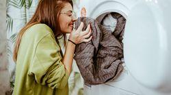 Lavar la ropa de casa y ahorrar, los nuevos lujos del siglo