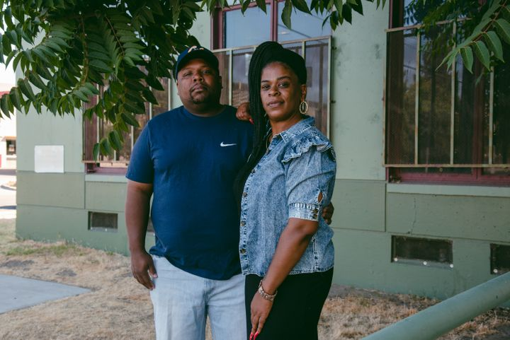 Tashante McCoy-Ham's and Deion Short's stories became intertwined in 1994, when McCoy-Ham was shot from the car Short was driving after a dance at the YMCA. The two have since developed a close friendship, comparing their relationship to that of a brother and sister.