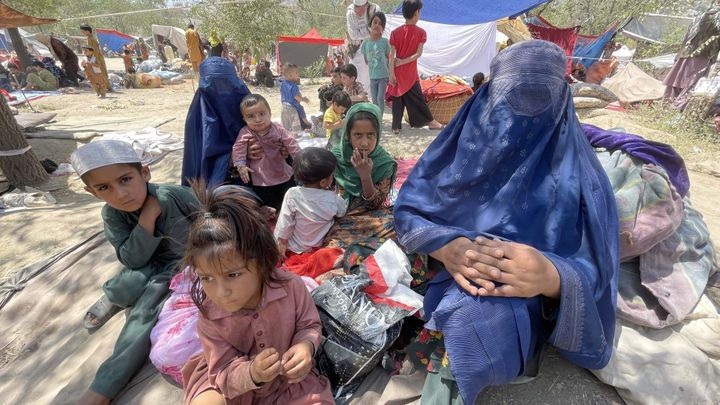 According to the UNHCR, an estimated 270,000 Afghans have been displaced due to insecurity and violence in the country since