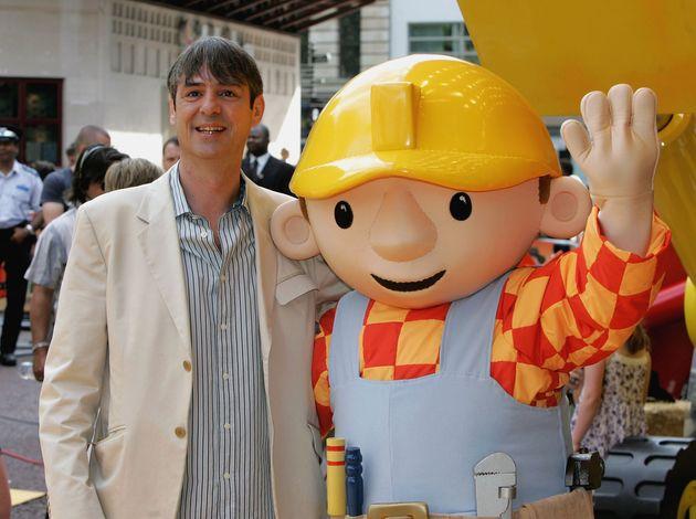 Neil Morrissey voiced Bob The Builder in the original children's TV