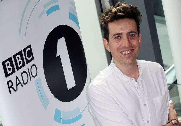 Grimmy took over the Breakfast Show in 2012