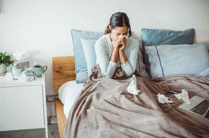 Summer colds are seemingly becoming more prominent lately after people spent a year or more avoiding interactions with others during the pandemic.