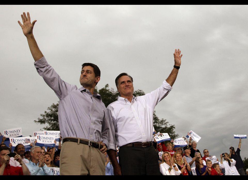 Paul Ryan, católico de 42 años y congresista por Wisconsin, es el político elegido por Mitt Romney como candidato a vicepresi
