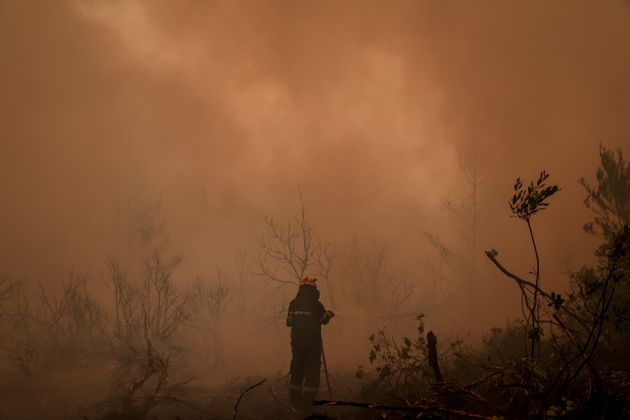 ΓΓΠΠ: Πολύ υψηλός κίνδυνος πυρκαγιάς την Πέμπτη για 4 Περιφέρειες της