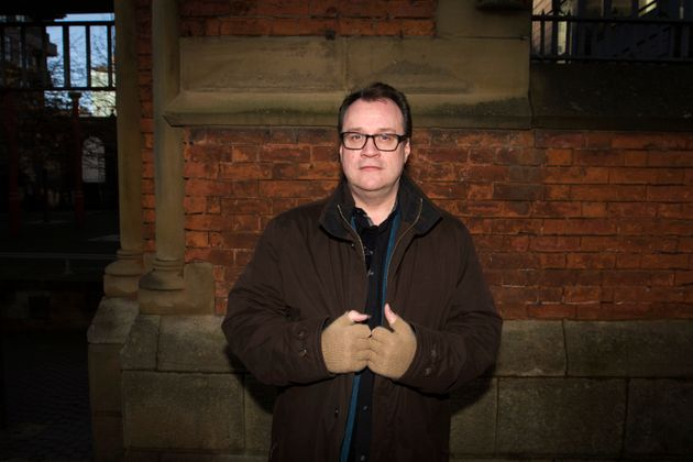Screenwriter and director Russell T Davies