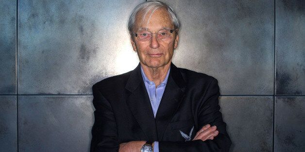 Tom Perkins, co-founder of Kleiner Perkins Caufield & Byers, stands for a photograph in his home in San Francisco, California, U.S., on January 31, 2014. Perkins, a venture capital pioneer, apologized for comparing todays treatment of wealthy Americans to the persecution of Jews in Nazi Germany, though he said he stood by his message around class warfare. Photographer: David Paul Morris/Bloomberg via Getty Images