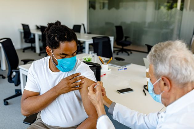 A large portion of young people have now been vaccinated