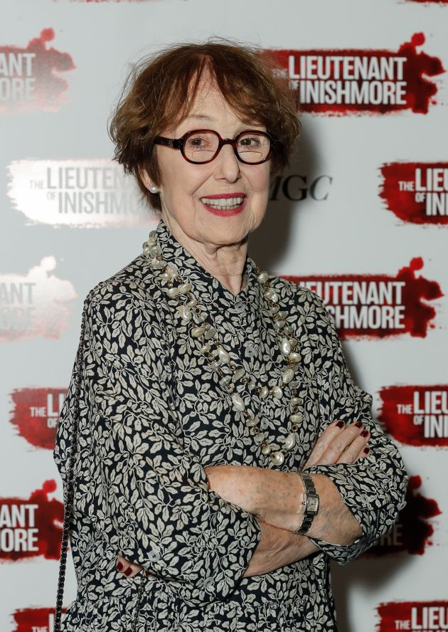 Una Stubbs pictured in