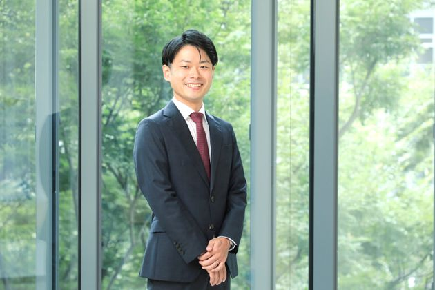 「ふたりのももたろう」作者の木戸優起さん。「#たしかに」を運営する株式会社ドリームインキュベータに勤める。