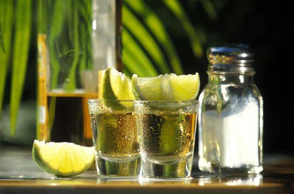 """Se dice que la costumbre de tomar al tequila con limón y sal se adoptó cuando <a href=""""http://alimentacion-mexico.com/articul"""