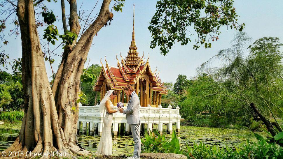 Parque Suan Luang Rama IX - Bangkok, Tailandia